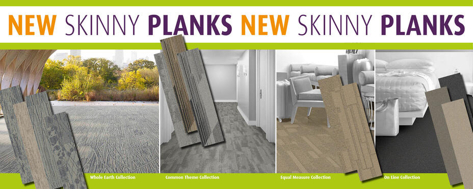 Skinny Planks Collecties